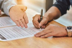 مفهوم خیار در اسناد رسمی و قراردادها