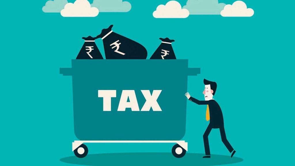 مطالبه مالیات از غیر مودی